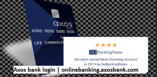 Axos bank login | onlinebanking.axosbank.com
