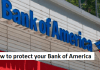How to protect your Bank of America