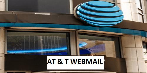 AT & T WEBMAIL