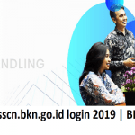 sscn.bkn.go.id login 2019 | BKN bank