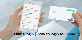 Chime login | how to login to Chime