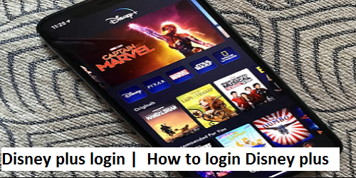 Disney plus login | How to login Disney plus