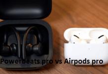 Powerbeats pro vs Airpods pro