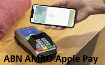 ABN AMRO Apple Pay