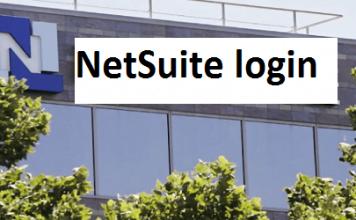 NetSuite login