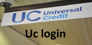 Uc login