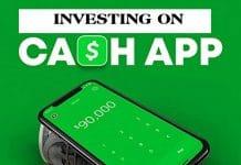 Investing on cash app