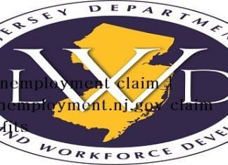 NJ unemployment claim | myunemployment.nj.gov claim benefits