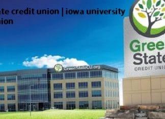 greenstate credit union | iowa university credit union