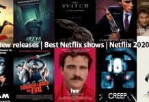 Netflix new releases | Best Netflix shows | Netflix 2020 movie list