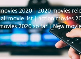 New movies 2020 | 2020 movies released | 2020 all movie list | action movies 2020 | best movies 2020 so far | New movies for 2020