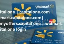 capital one | capitalone.com | walmart.capitalone.com| getmyoffers.capital one | walmart capital one login