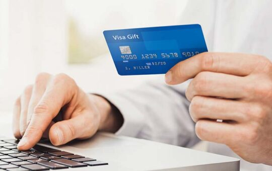 How to use visa gift cards on amazon