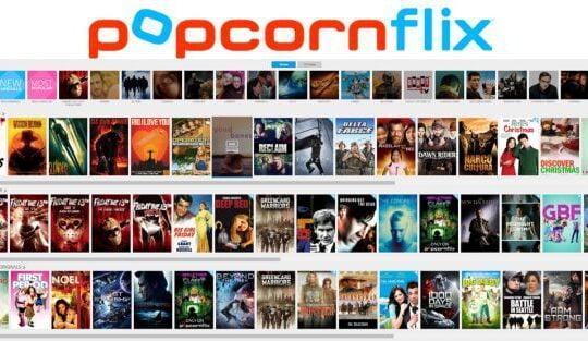 Popcornflix- Movies   TV Free