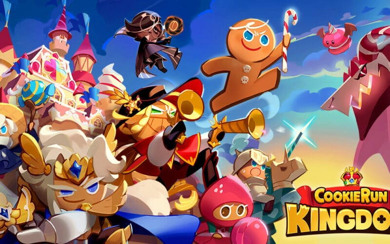 cookie run kingdom characters   How to play cookies run on pc